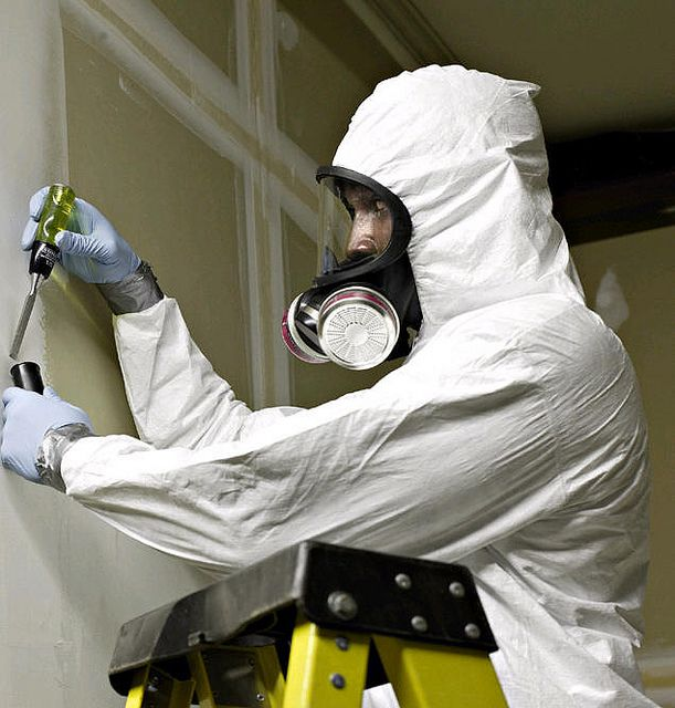 hazmat protective equipment