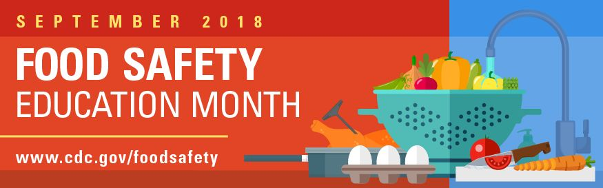 Food Safety Month Banner