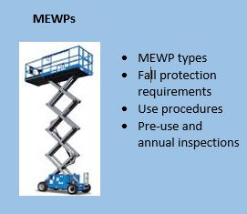 mobile elevated work platforms