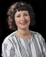Lesley Decker, Biosafety Officer